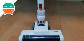 Review Dibea DW200 Pro