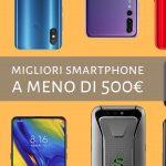 Smartphone 500