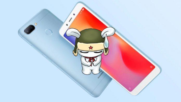 xiaomi redmi 6 xiaomi redmi 6a android 9 pie