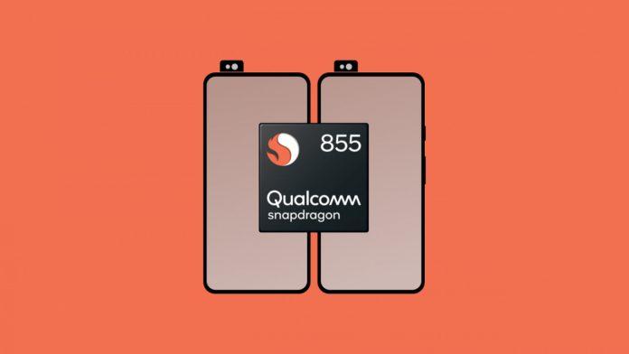Xiaomi pop-up snapdragon 855