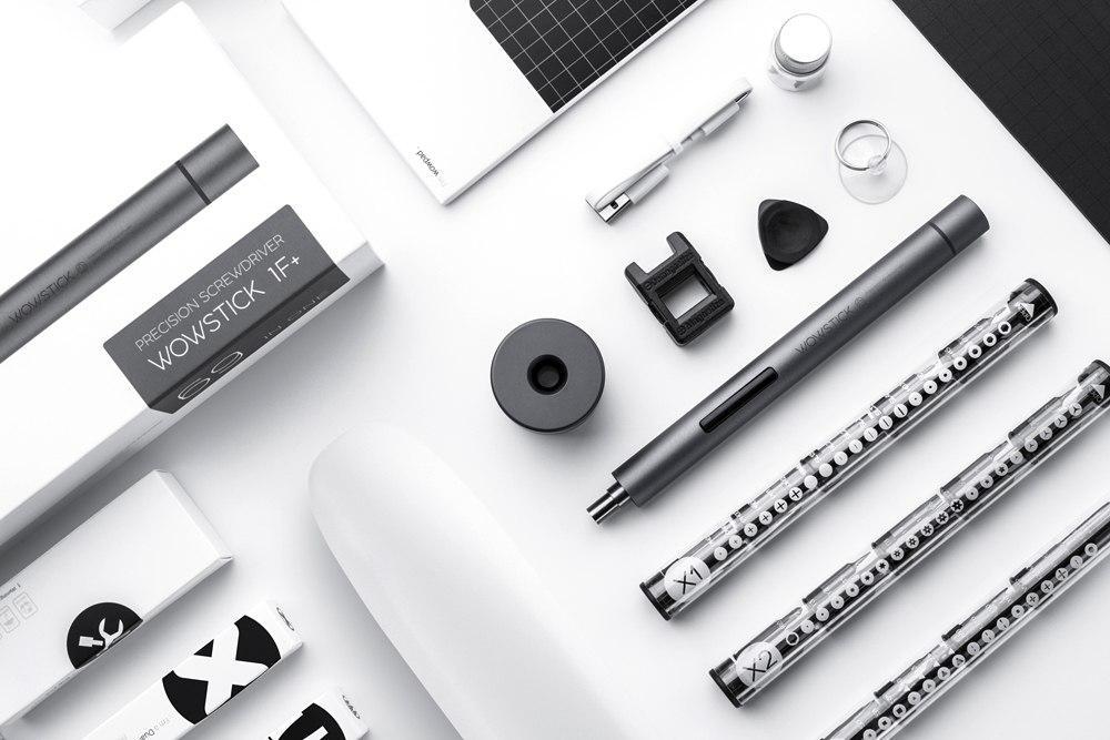 Xiaomi Wowstick 1F + - KIT 64 en 1 - Banggood