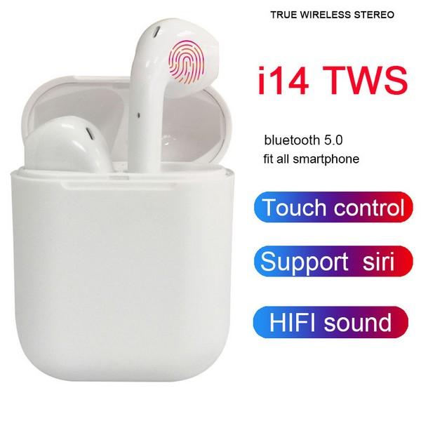 Auriculares i14 tws bt oferta 5.0