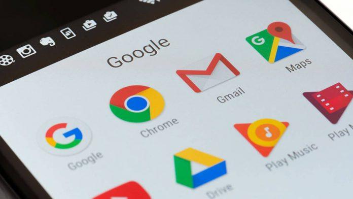 google app chrome