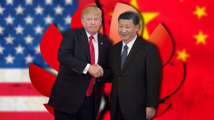 huawei donald trump xi jinping