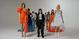 huawei p30 pro moda vestiti