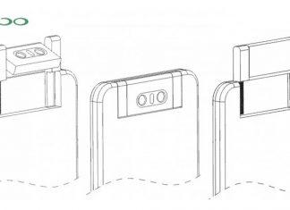 oppo fotocamera rotante brevetto