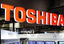 توشيبا الشعار