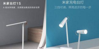 Xiaomi Mijia Lantern 1S Mijia lâmpada de mesa recarregável