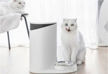xiaomi furrytail pet smart feeder