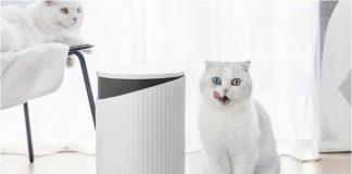 xiaomi furrytail smart feeder pet