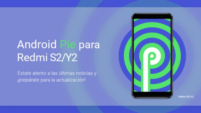 xiaomi redmi s2 android 9.0 pie