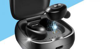 bluetooth headphones 5.0 tws