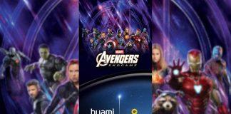 huami amazfit avengers endgame