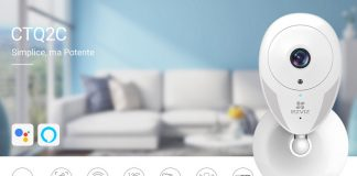 ip camera ezviz offerta amazon