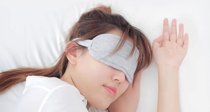 máscara para dormir xiaomi