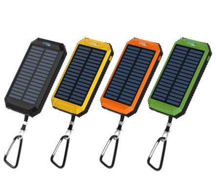 Power Bank con pannelli solari