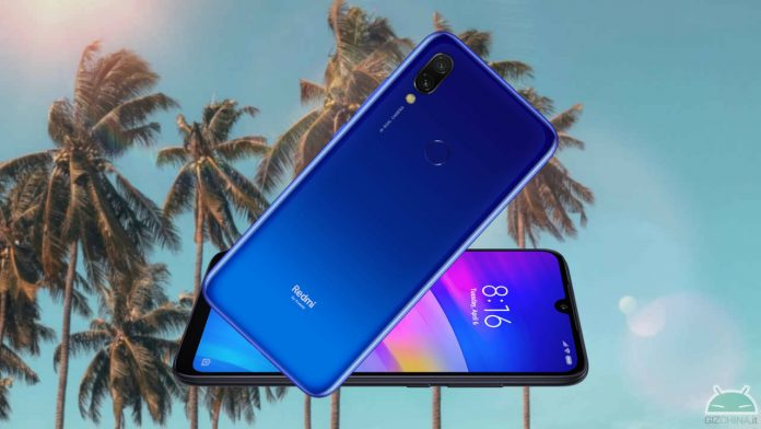 Redmi 7 cover films