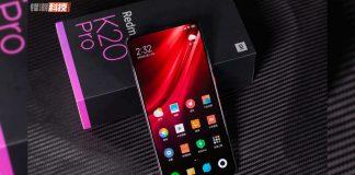 Redmi K20 Pro hands on images