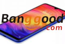 redmi notes 7 banggood