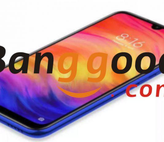 Redmi observa 7 Banggood
