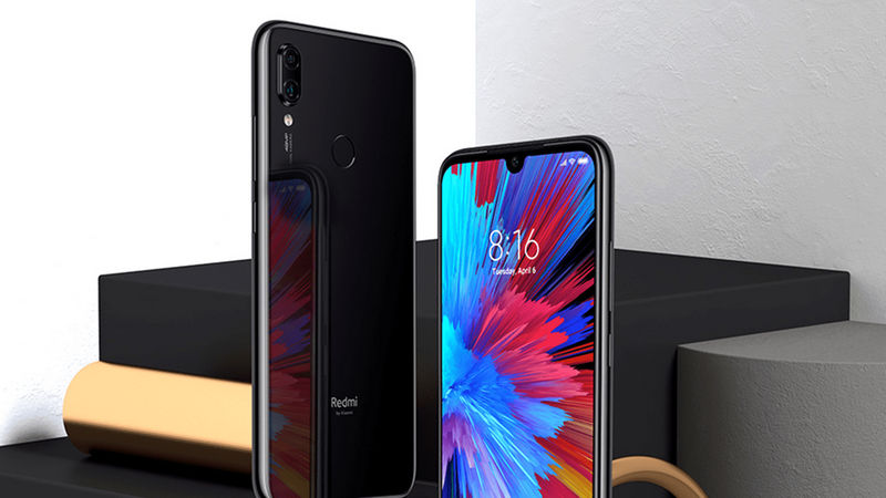 Redmi Note 7S official