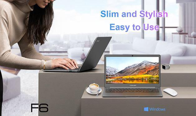 Teclast F6 6 / 128 GB SSD - Banggood