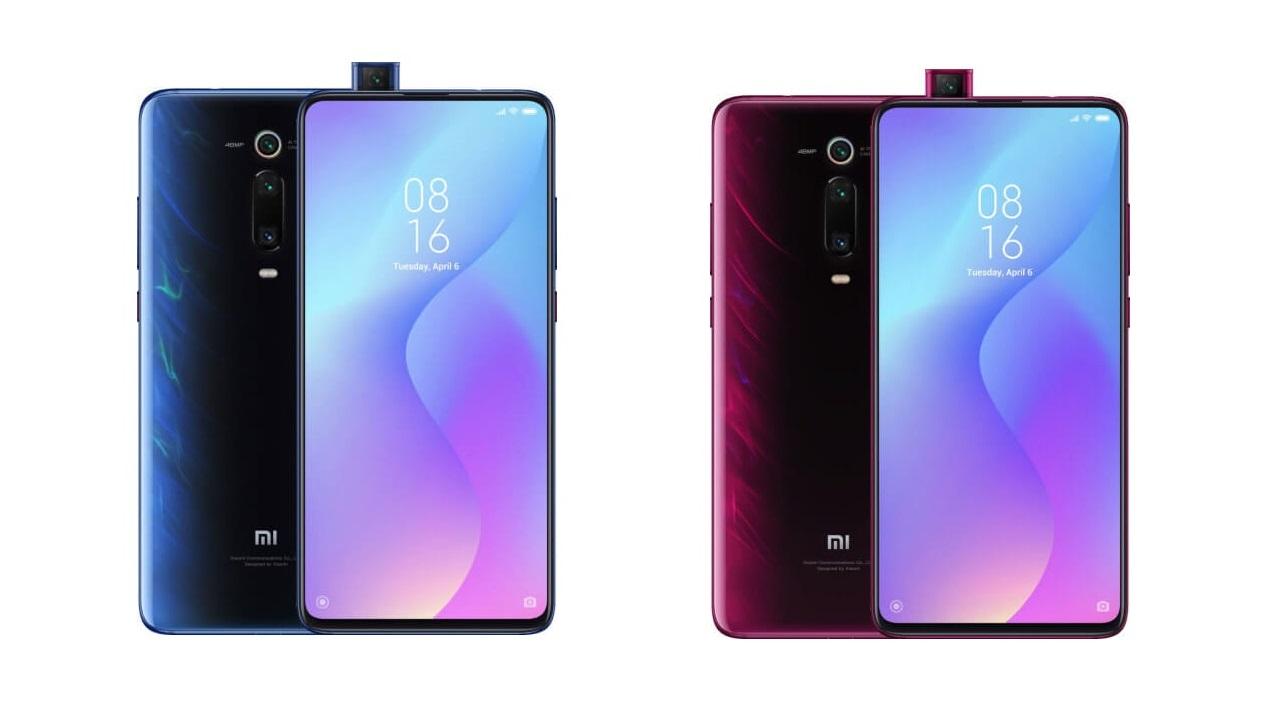 Xiaomi Mi 9T Pro Red 6/128 GB – Gearbest