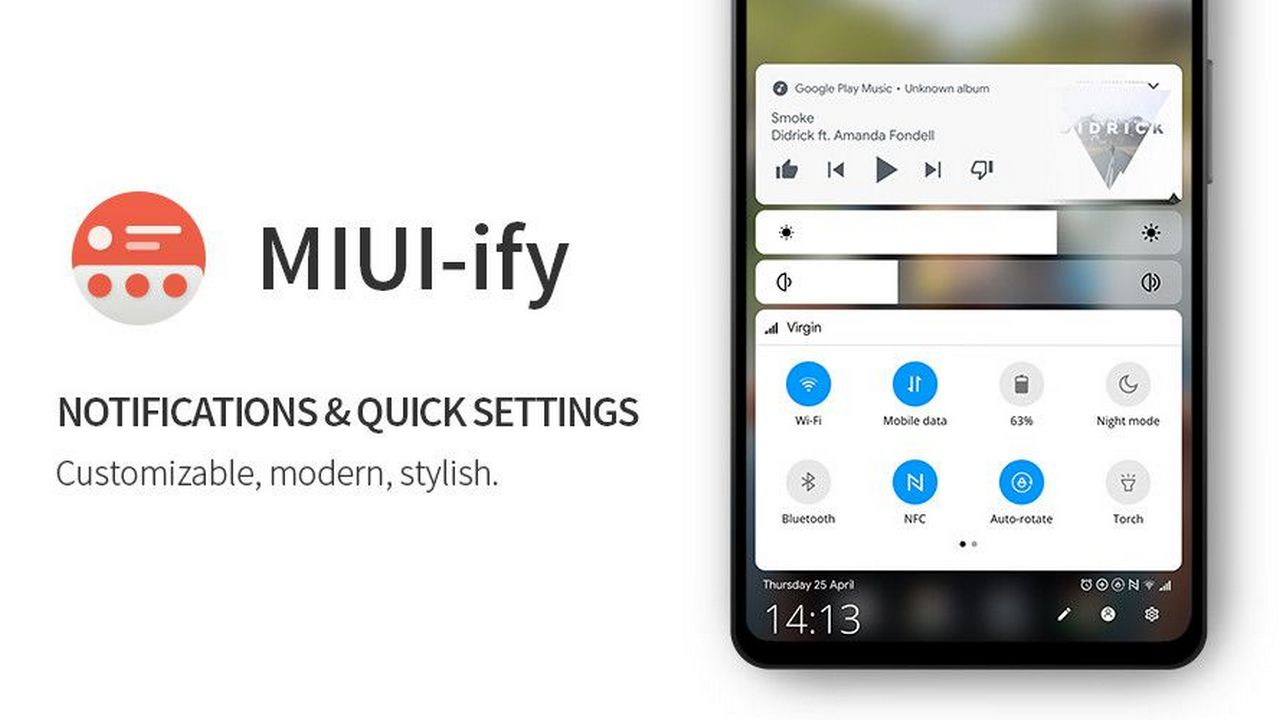 MIUI-ify: how to get the MIUI 10 notifications panel at the bottom
