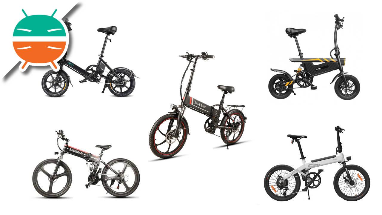 Bicicletta Xiaomi Italia