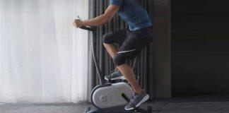 bicicleta de exercício xiaomi