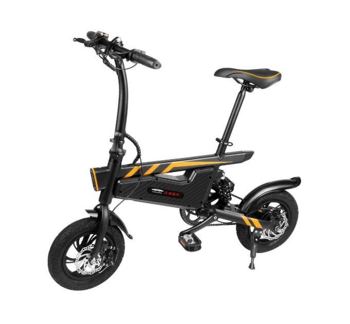 Bici Elettrica Ziyoujiguang T18 – Banggood