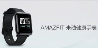 Amazfit健康观察