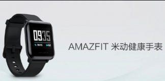 Relógio Amazfit Health