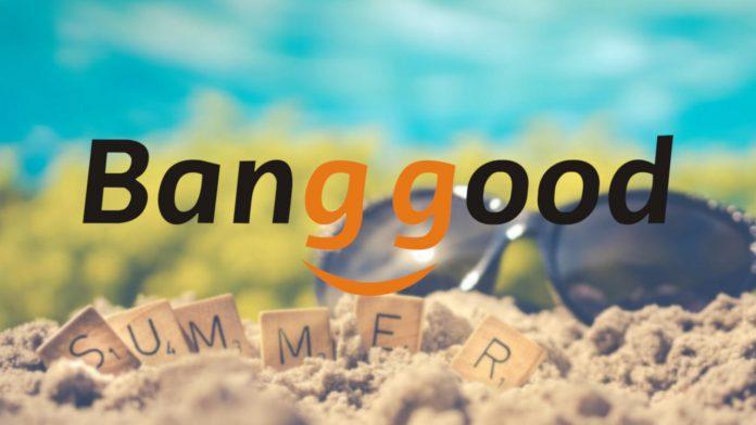 ofertas de verão de vendas de verão de banggood