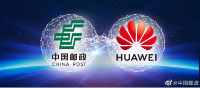 post huawei china
