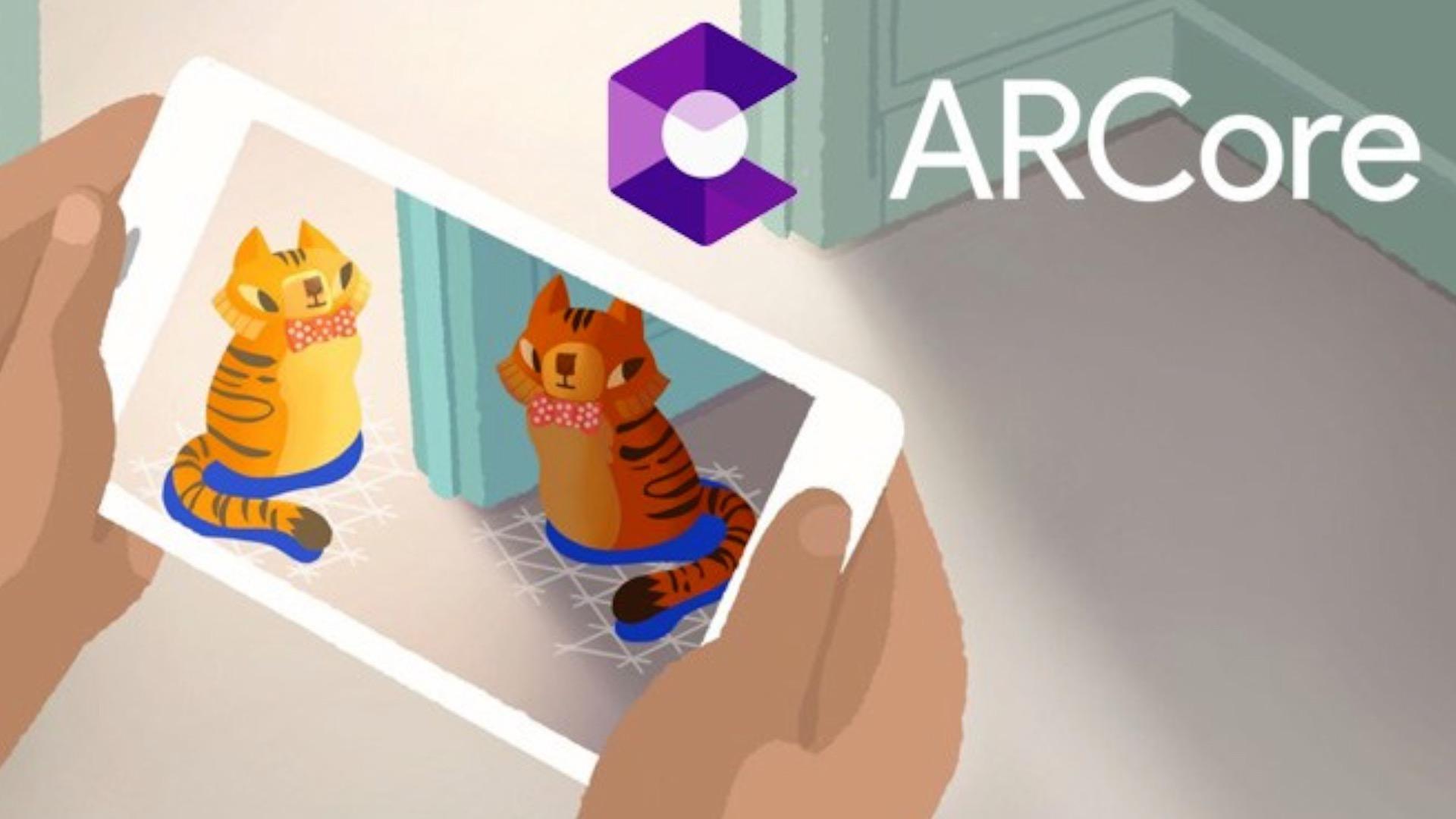 Google ARCore OnePlus