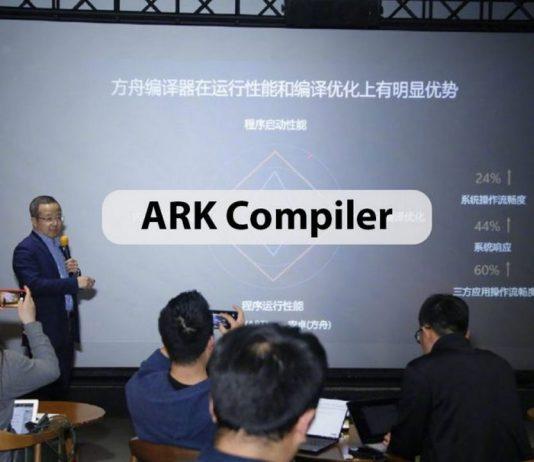 compilador arca huawei