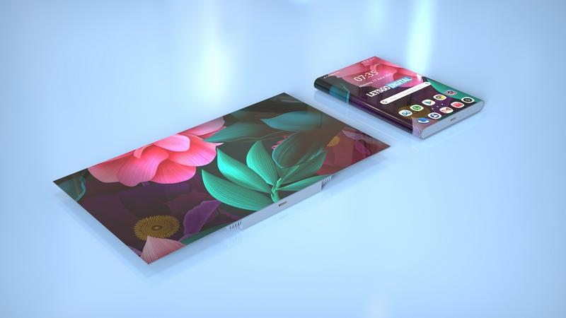 huawei smartphone pieghevole