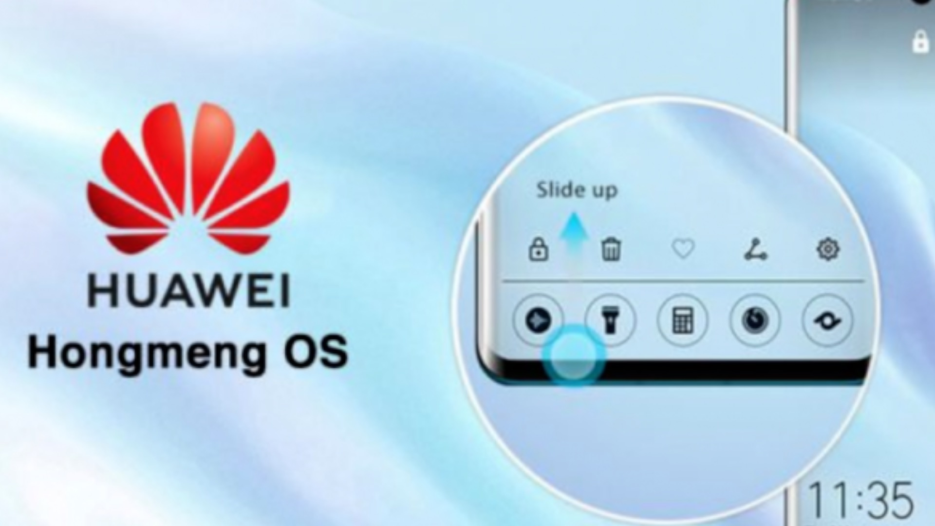 HongMeng OS is not for smartphones: Huawei wants to use Android