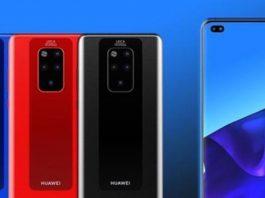 Huawei Mate 30 Pro undicht
