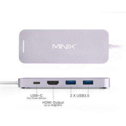 almacenamiento minix neo
