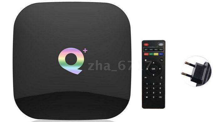 q plus smart tv box
