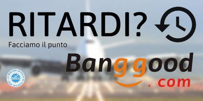 Atrasos da Banggood