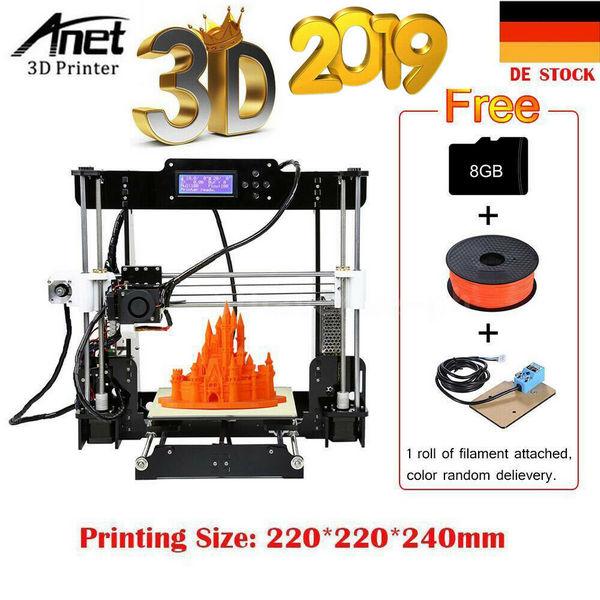 impresora 3d y anet a8