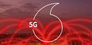 Vodafone 5G Espanha Huawei