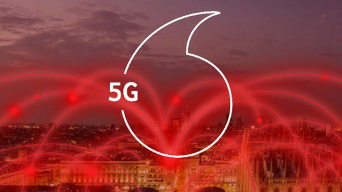 Vodafone 5G Spagna Huawei