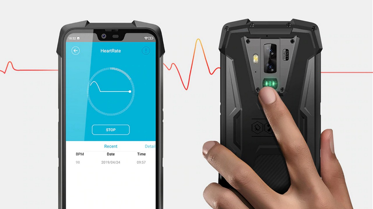 Blackview BV9700 Pro: the rugged phone comes with a heart