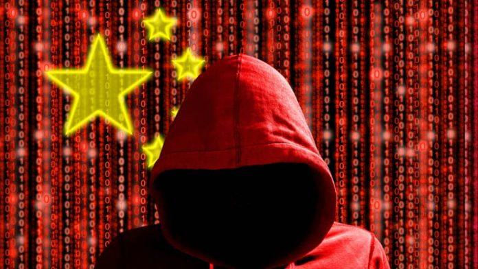 espião da china