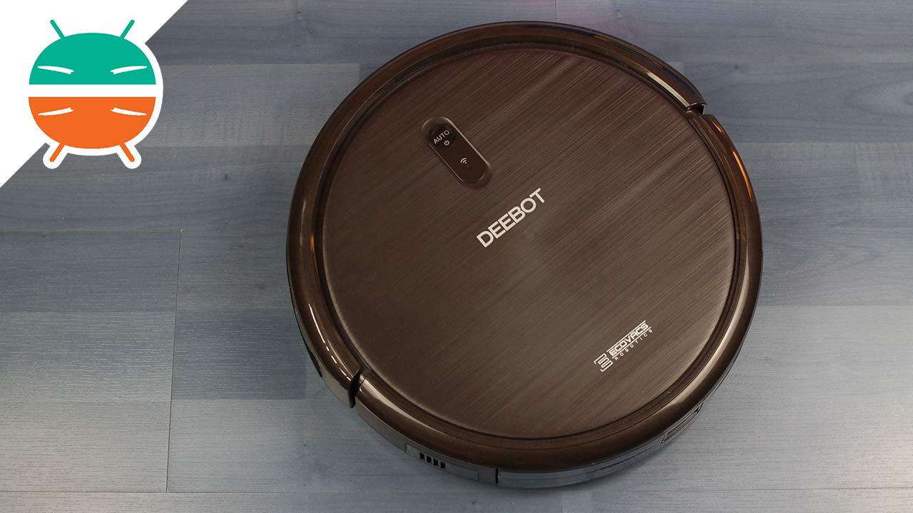 ECOVACS Review Deebot N79S: the low-cost robot! - GizChina.it