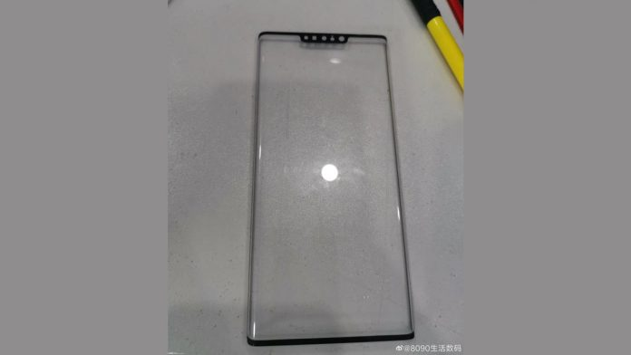 huawei mate 30 notch
